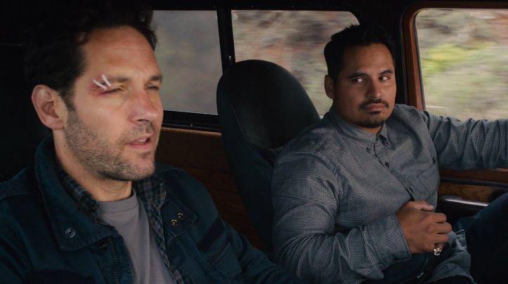 Ant Man Luis and Scott