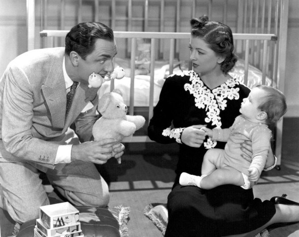 ANOTHER THIN MAN, William Powell, Myrna Loy, William A. Poulsen, 1939