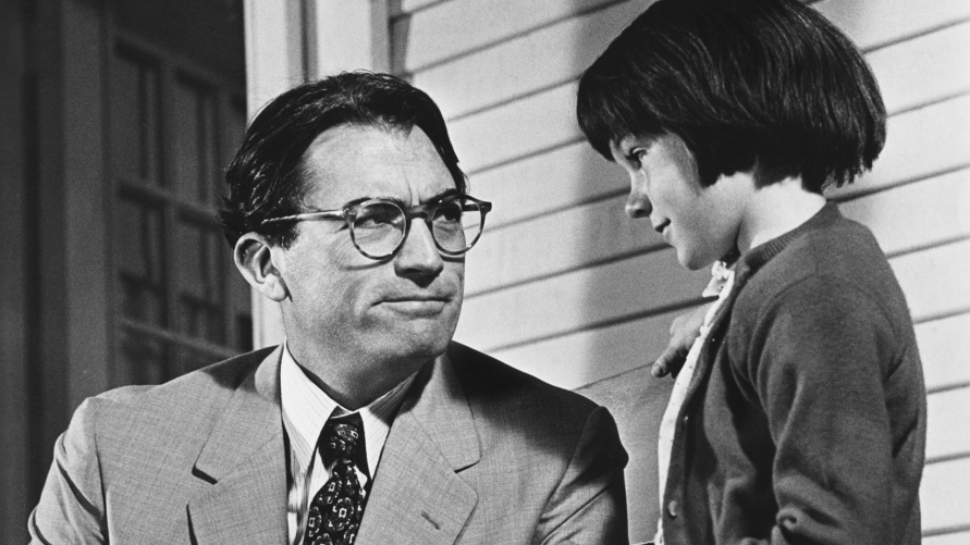 Atticus Finch To Kill a Mockingbird