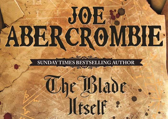 The_Blade_Itself_Cover